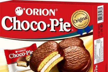 Tiêu thụ bánh Choco-Pie của Orion tại Việt Nam lần đầu vượt qua Hàn Quốc
