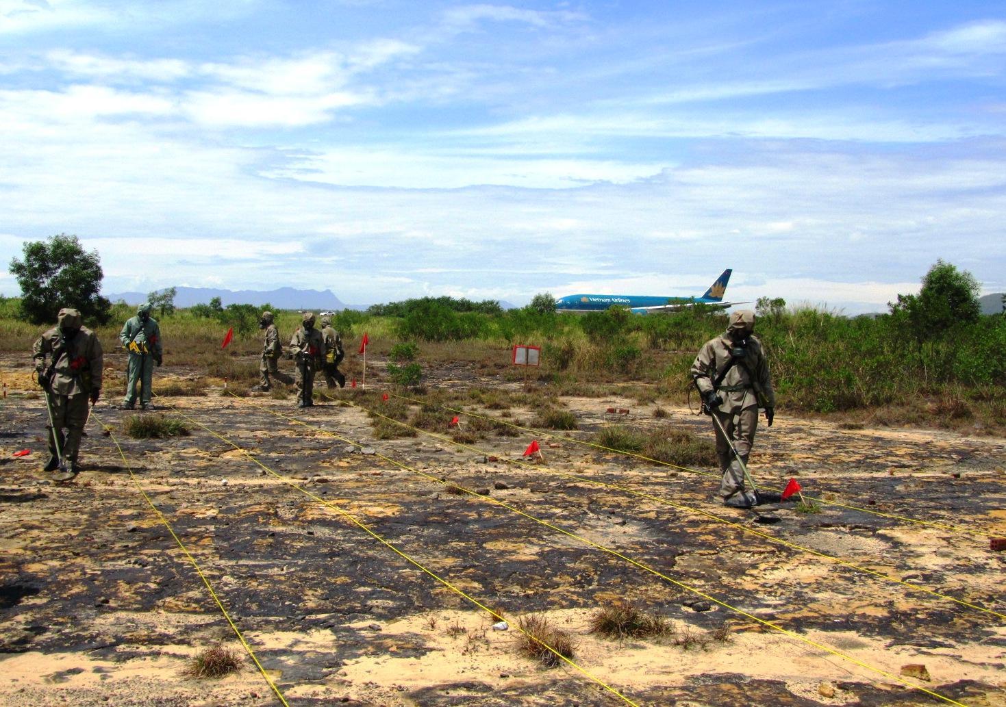 Khởi động dự án xử lý dioxin sân bay Biên Hòa