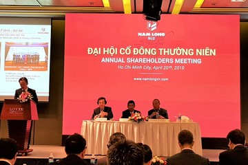 Chủ tịch Nam Long: Quỹ đất khu đô thị chỉ thua Vinhomes nhưng giá cổ phiếu chưa tương xứng