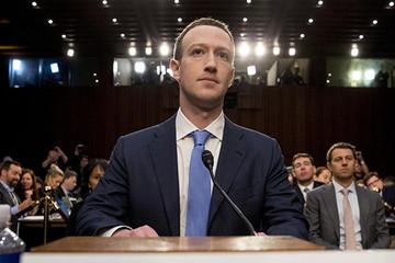Mark Zuckerberg có thể bị giám sát đặc biệt