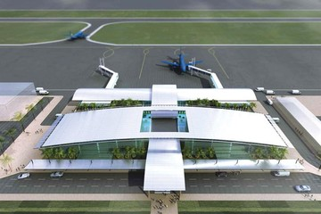 Ẩn số tại Dự án PPP Cảng hàng không Sa Pa