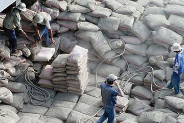 Xi măng tăng tiêu thụ nội địa, giảm xuất khẩu