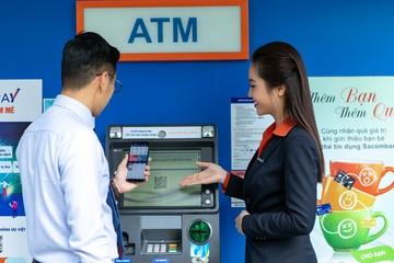 Sacombank đẩy mạnh thanh toán không dùng tiền mặt