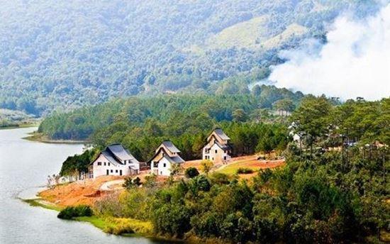 Phó Thủ tướng chỉ đạo xử lý dứt điểm vi phạm đất đai trong Khu Du lịch Hồ Tuyền Lâm