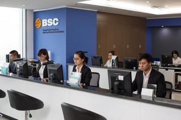 Chứng khoán BSC báo lãi quý I giảm 40%