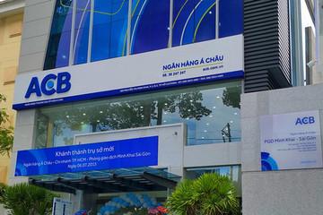 ACB: Được chấp thuận áp dụng Basel II, 2019 vẫn chia cổ tức 30%