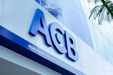 ACB báo lãi 1.670 tỷ đồng quý I, tín dụng tăng 3%