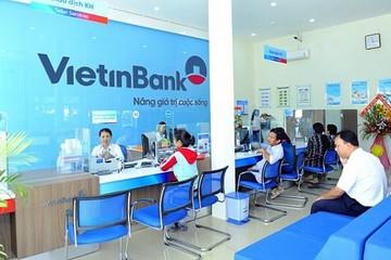 Lợi nhuận VietinBank tăng 4% đạt 3.100 tỷ đồng quý I, dư nợ cho vay giảm