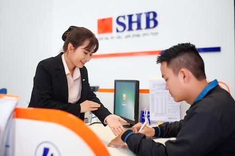 Lãi trước thuế SHB tăng gấp rưỡi trong quý I