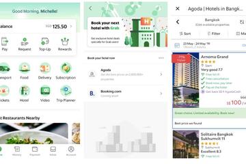 Grab ra mắt dịch vụ đặt phòng khách sạn Agoda tại Singapore