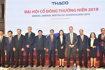 Người của Techcombank trúng cử HĐQT Thaco