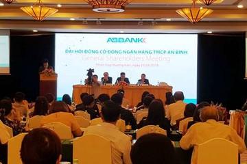 ĐHĐCĐ ABBank: Thay đổi nhân sự cấp cao quá nhiều đã ảnh hưởng đến hệ thống