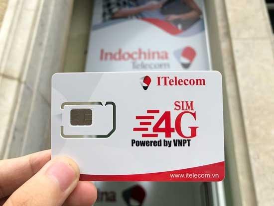 Hôm nay, chính thức ra mắt mạng di động thứ 6 tại Việt Nam mang thương hiệu ITelecom