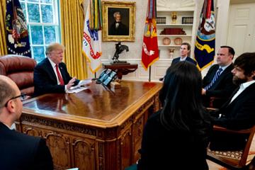 Tổng thống Trump phàn nàn việc bị mất lượt theo dõi với CEO Twitter