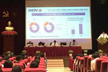 Họp ĐHĐCĐ BIDV: Chưa thống nhất giá bán với KEB Hanabank, giảm kế hoạch lợi nhuận xuống 10.300 tỷ đồng