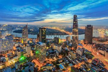 Chợ dưới lòng đất ở Sài Gòn tiếp tục hoạt động