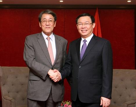 Nhật Bản đang kêu gọi doanh nghiệp vừa và nhỏ đầu tư mới sang Việt Nam
