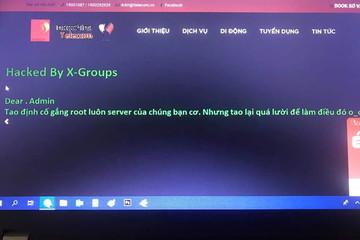 Indochina Telecom vừa ra mắt Việt Nam, website chủ quản đã bị hack