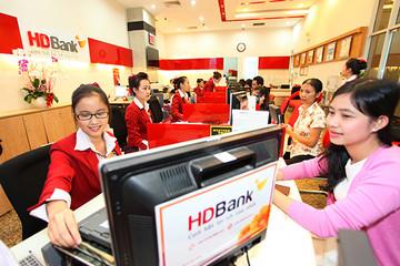 Lợi nhuận HDBank tăng 5% trong quý I
