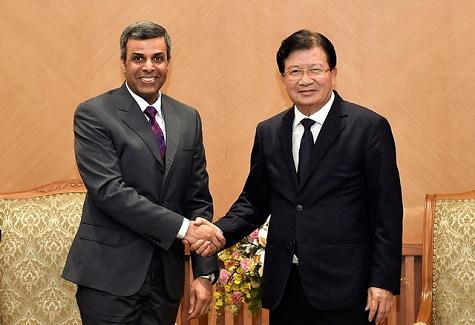 Kuwait muốn đẩy mạnh đầu tư năng lượng, cơ sở hạ tầng tại Việt Nam