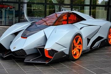 9 siêu xe Lamborghini có thiết kế độc đáo