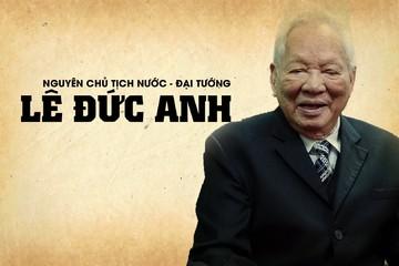Tổng bí thư, Chủ tịch nước Nguyễn Phú Trọng là trưởng ban Lễ tang Đại tướng Lê Đức Anh