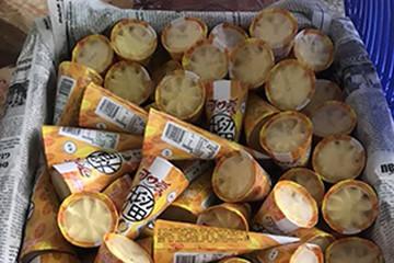 Chưa tới 3.000 đồng một cây kem Trung Quốc