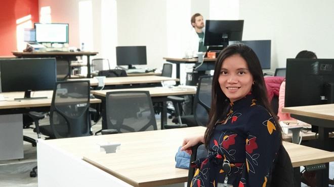 Gặp vấn đề về phát âm tiếng Anh, cô gái Việt tạo ra ứng dụng huy động được 12 triệu USD