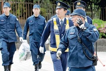 Tokyo thắt chặt an ninh trước lễ thoái vị của Nhật hoàng