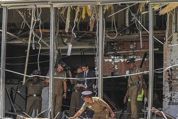 Bi kịch của hai gia đình tỷ phú trong vụ đánh bom ở Sri Lanka