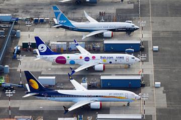 Các hãng đòi Boeing bồi thường vì sự cố dừng bay Boeing 737 Max