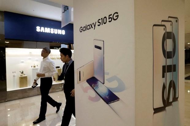 Samsung trải qua quý kinh doanh có lợi nhuận thấp nhất trong 2 năm qua