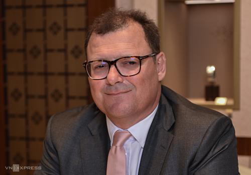 Chủ tịch Patek Philippe: 'Việt Nam là thị trường hấp dẫn của hàng xa xỉ'