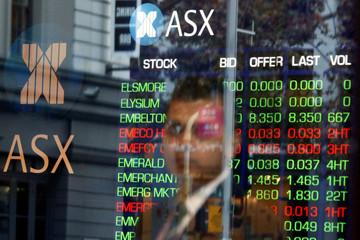 Nhiều thị trường châu Á đóng cửa, chứng khoán Australia tăng theo Mỹ