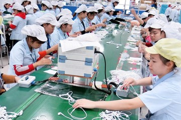 CBRE: Việt Nam có nhiều lợi thế đón đầu xu hướng dịch chuyển sản xuất