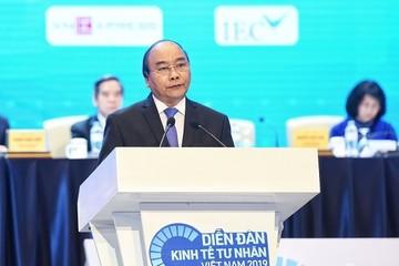 Thủ tướng: Doanh nghiệp tư nhân có vai trò quan trọng, cần tìm cách kích hoạt tốt hơn nữa