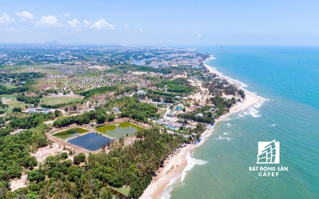 Gần 40.000 tỷ đồng đầu tư cao tốc Bắc - Nam qua Bình Thuận