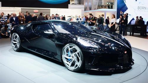 Cristiano Ronaldo có thể sở hữu siêu xe đắt nhất thế giới