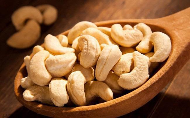 Xuất khẩu hạt điều sang các thị trường chính tăng rất mạnh