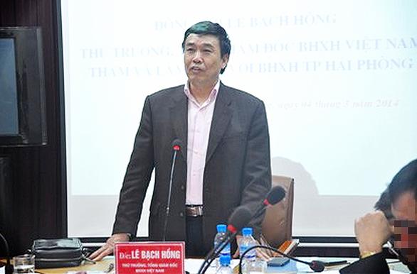 Đề nghị truy tố nguyên Thứ trưởng Bộ Lao động
