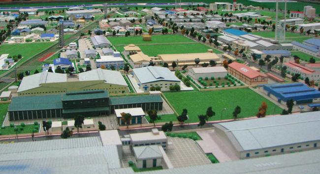 Hà Nội đầu tư trên 750 tỷ đồng xây dựng 3 cụm công nghiệp
