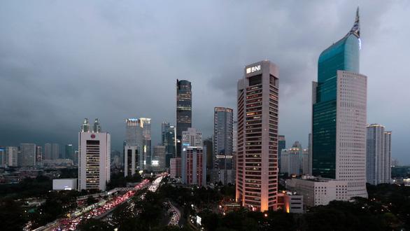 Jakarta chìm nhanh nhất thế giới, TP HCM đứng thứ 3