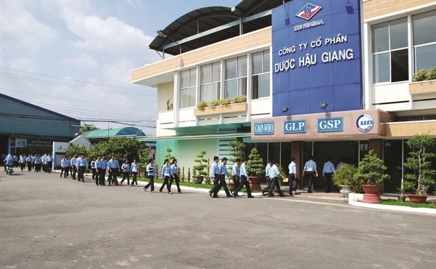 Dược Hậu Giang muốn trở thành doanh nghiệp dược generic lớn nhất Việt Nam năm 2023