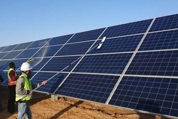 Doanh nghiệp Hàn Quốc 'rót' 1.600 tỷ đồng xây nhà máy điện mặt trời ở Bình Định