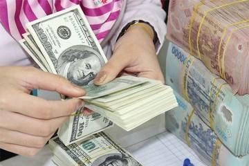 Áp lực với tỷ giá USD/VND đang gia tăng