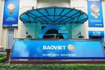 Bảo Việt báo lãi ròng quý I giảm 8,5% do hụt thu từ đầu tư chứng khoán