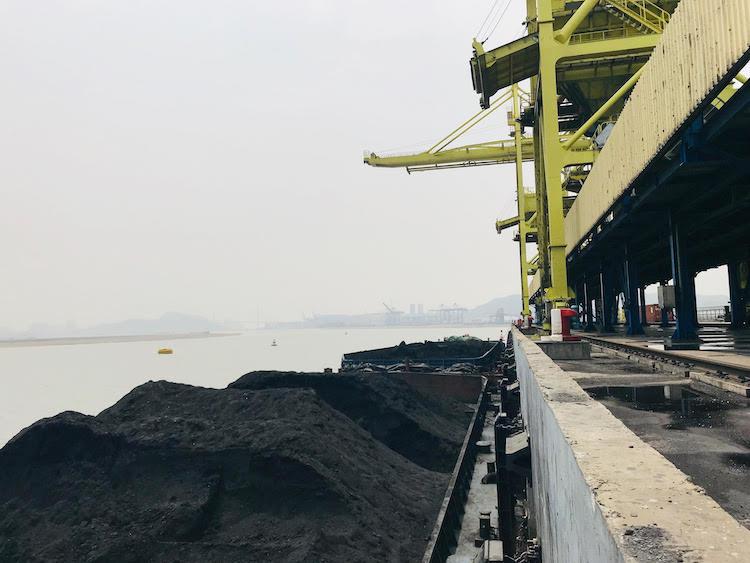 Bộ Công Thương xin xuất khẩu 2,5 triệu tấn than năm 2019