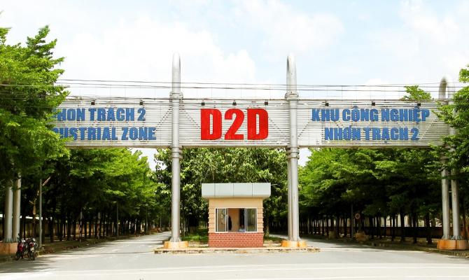 Cổ phiếu D2D tăng 66%, lãnh đạo kỳ vọng vào thị trường BĐS