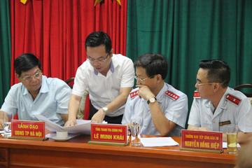 Tổng thanh tra Chính phủ yêu cầu Hà Nội công khai hồ sơ pháp lý tuyến đường 'đắt nhất hành tinh'