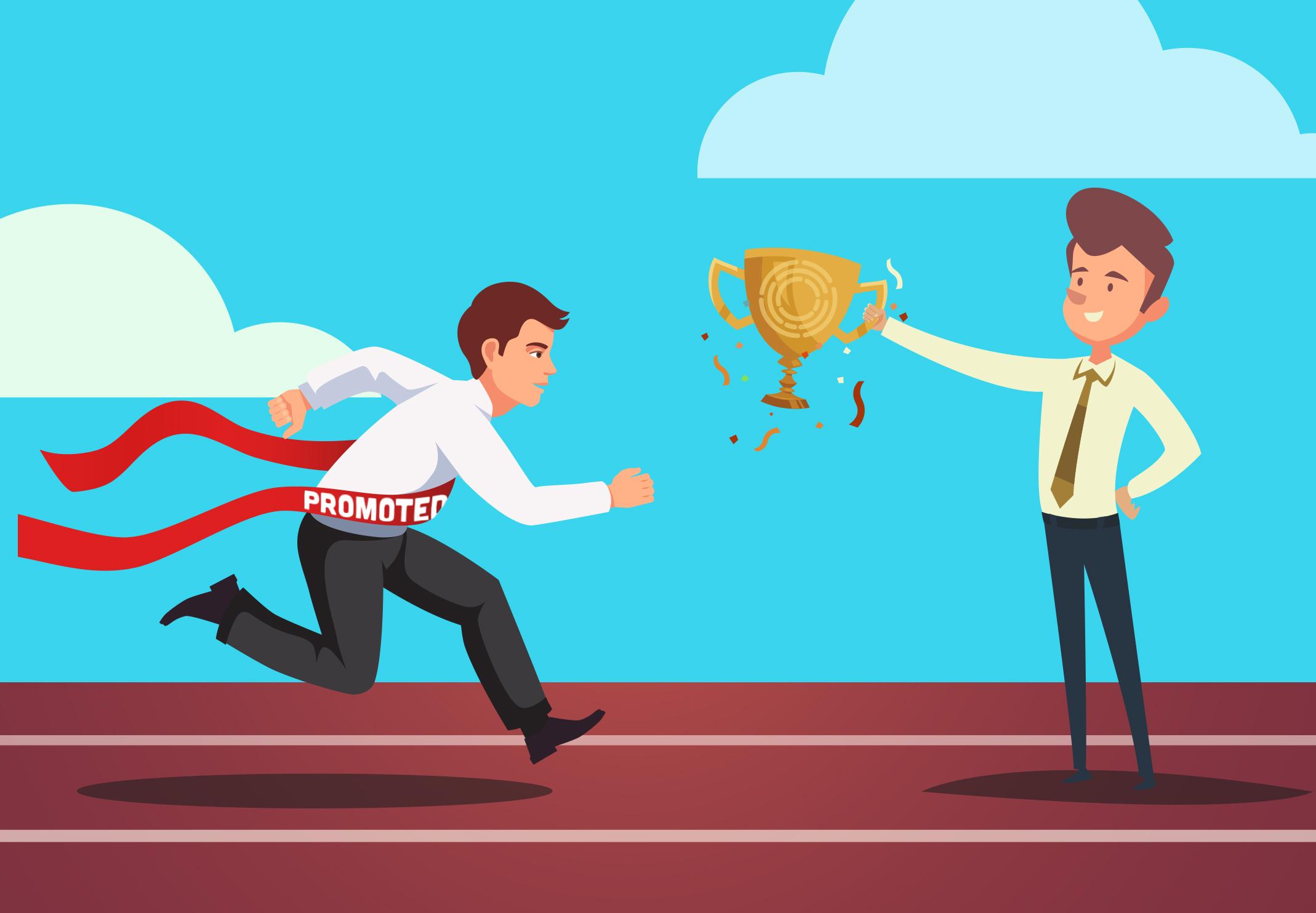 5 vấn đề khiến bạn không thể thăng tiến và cách giải quyết